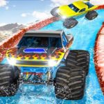 Monster Truck Water Surfing : Truck Racing Games (Серфинг На Монстр-Траках: Гонки на Траках)