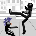 Stickman Fighting 3D (Бои Крупье 3д)