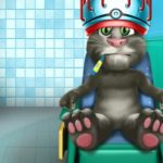 Talking Tom Surgeon (Говорящий Том Хирург)